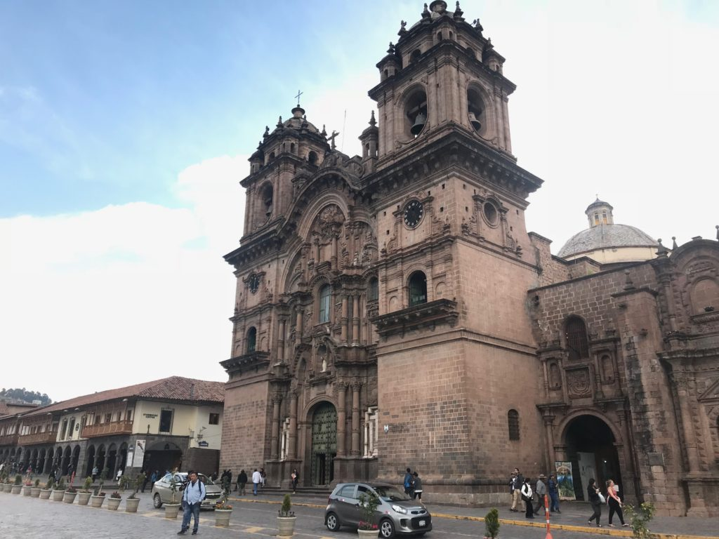 Cusco Church, Peru