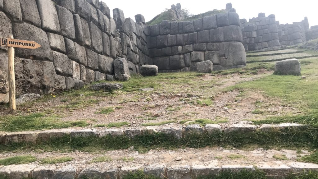 The Megalithic Stones of Saqsayhuaman